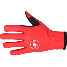 Castelli Scudo Gloves red/black